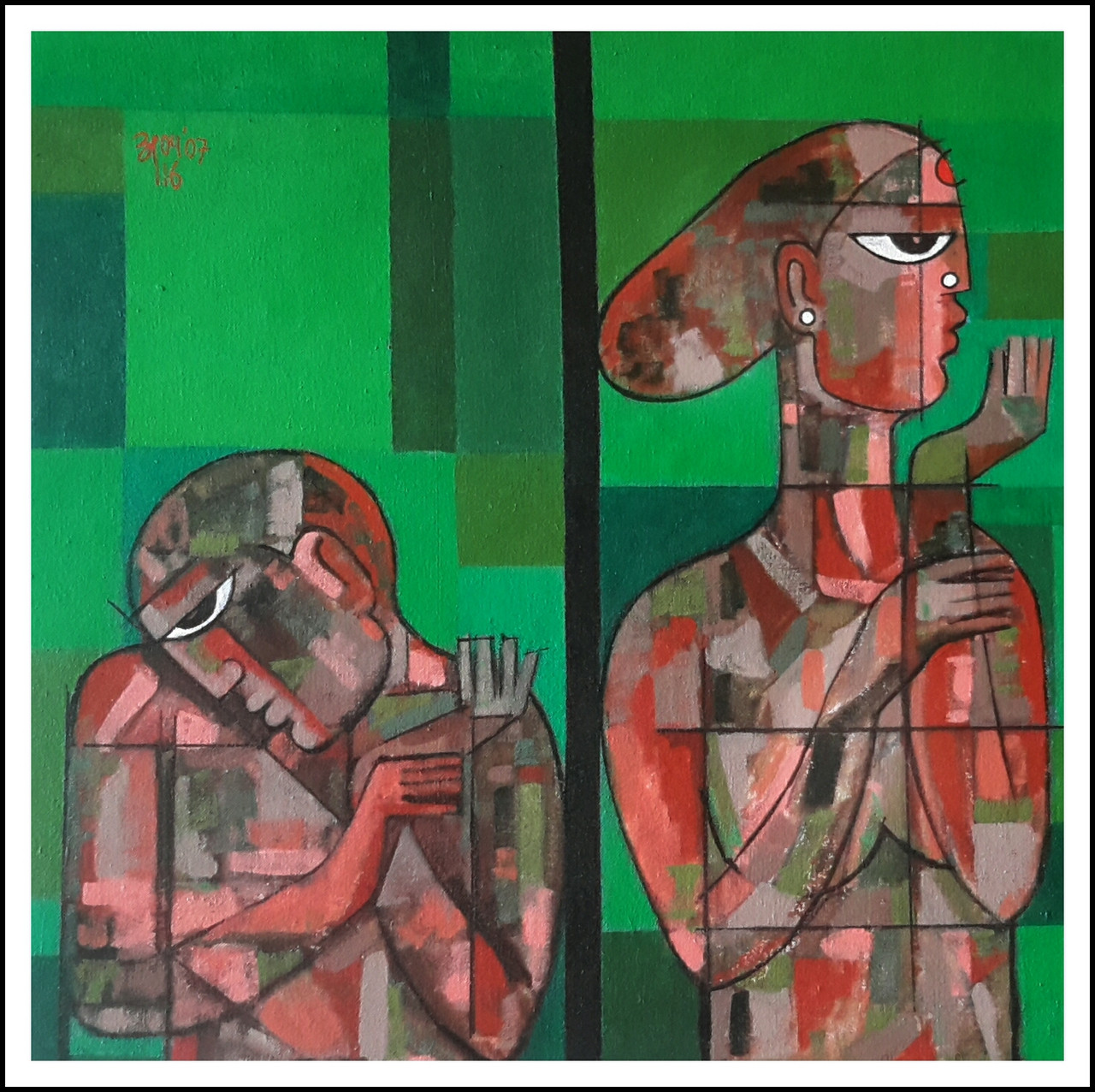 Image result for alone together paintings