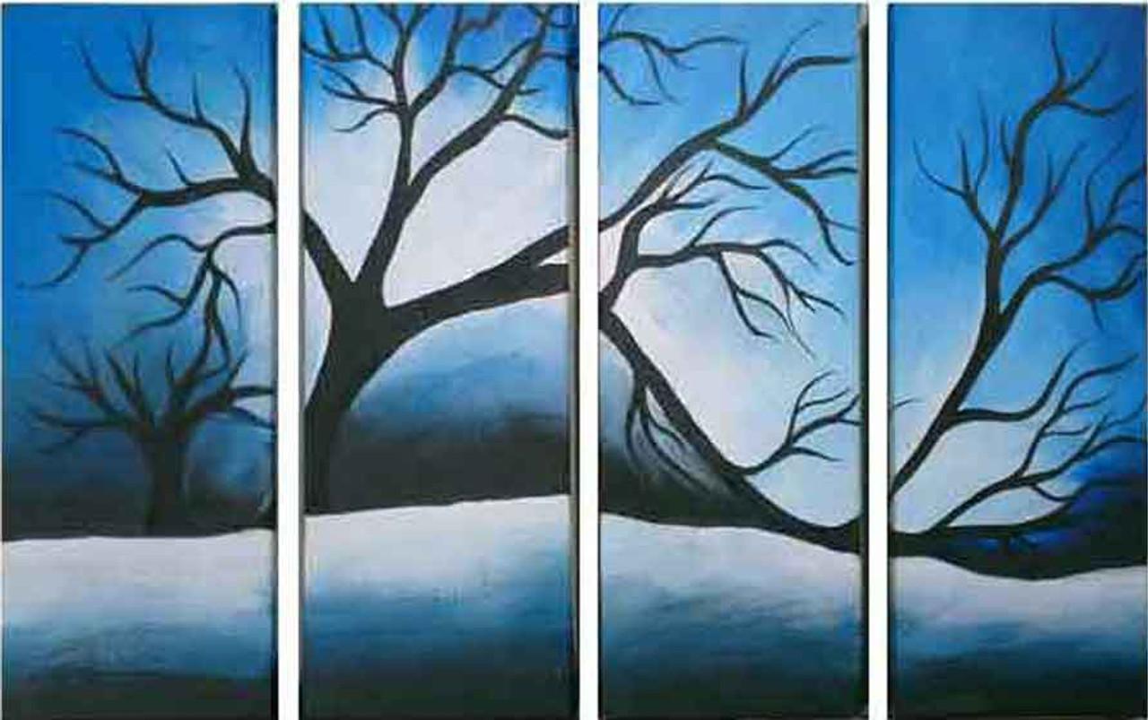 buy nature painting handmade painting by kalyani kshatriya code