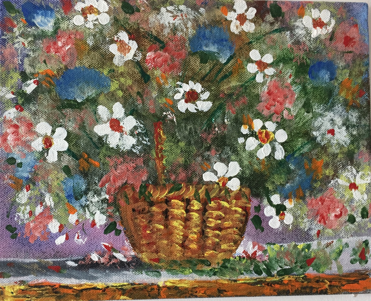 Buy Acrylic flower vase Handmade Painting by Nithya Gopal. CodeART_4154_25732 - Paintings for Sale online in India. & Buy Acrylic flower vase Handmade Painting by Nithya Gopal. Code ...