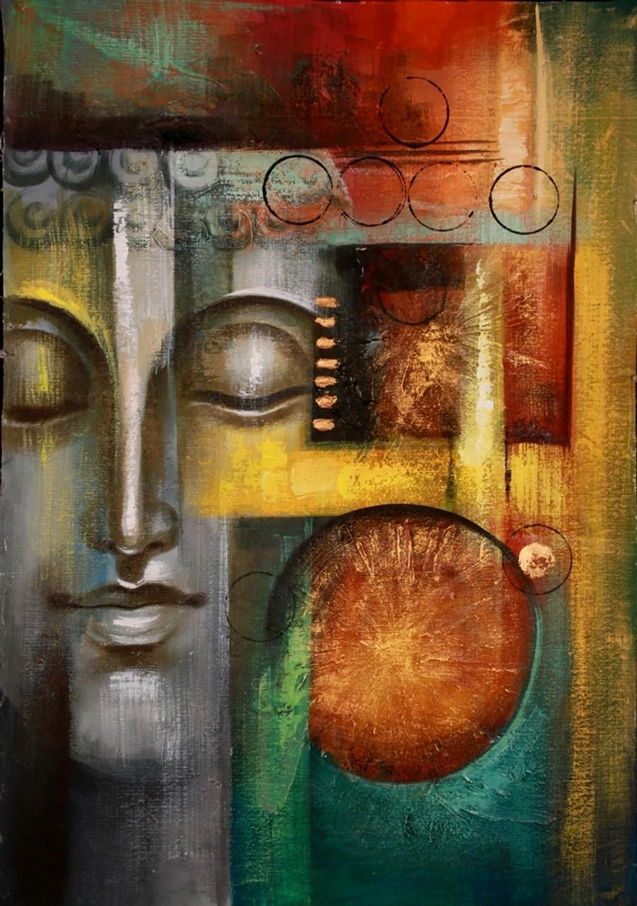 Buddhism Art Painting