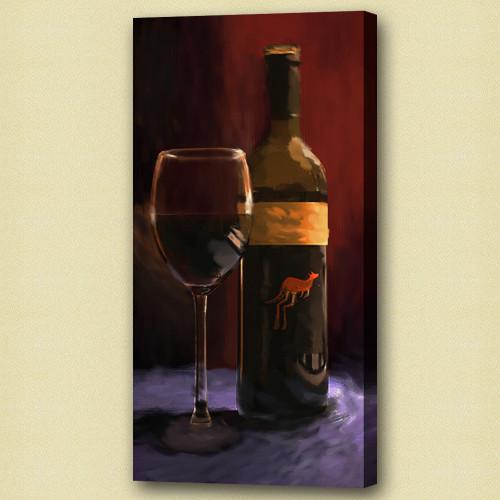 still life, wine, wine glass
