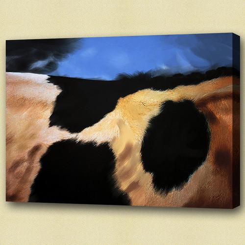 cow, white cow, balck cow, cow in farm, farm