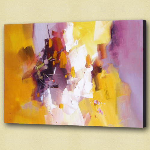 Being Alive - Handpainted Art Painting - 30in X 20in