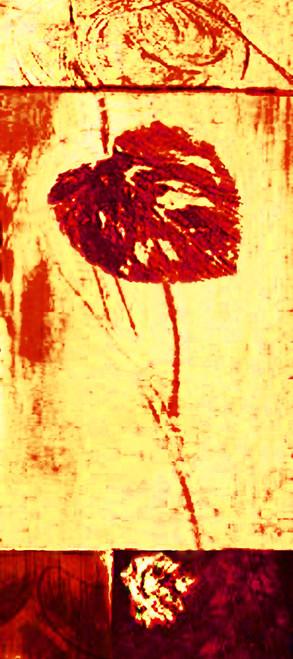 31ABT254 - Handpainted Art Painting - 16in X 36in