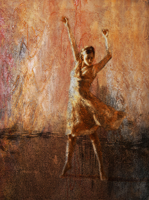 dance Move,Figurative,Passion,Female,Dancing Lady