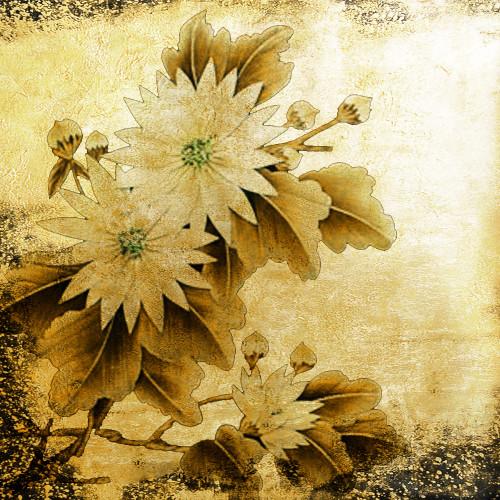 Golden Era,Pattern,Design,Art,Floral Pattern,Flower,Floral