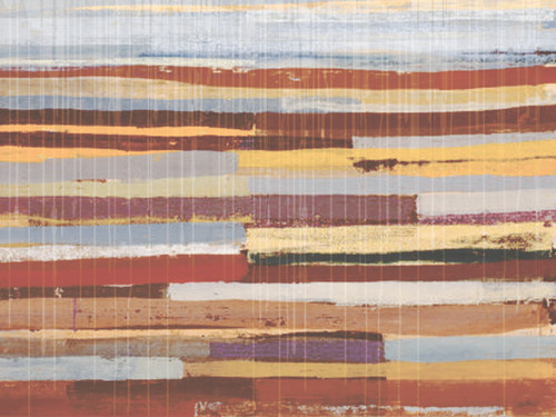 Colourstrips - 32in X 24in,28ABT270_3224,Multi-Color,80X60,Abstract Art Canvas Painting
