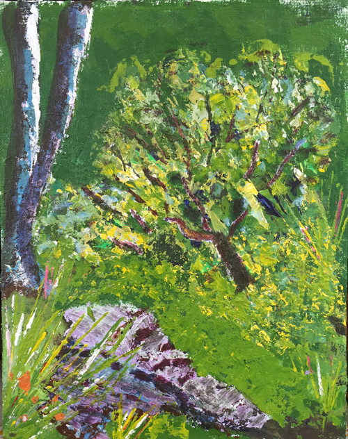 Forest,Forest,ART_1298_11143,Artist : Baba V,Acrylic