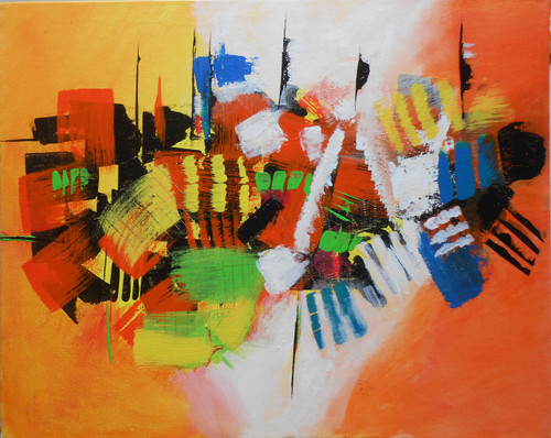 Abstract,Painting 3,ART_1389_11842,Artist : Sonal  Singh,Acrylic