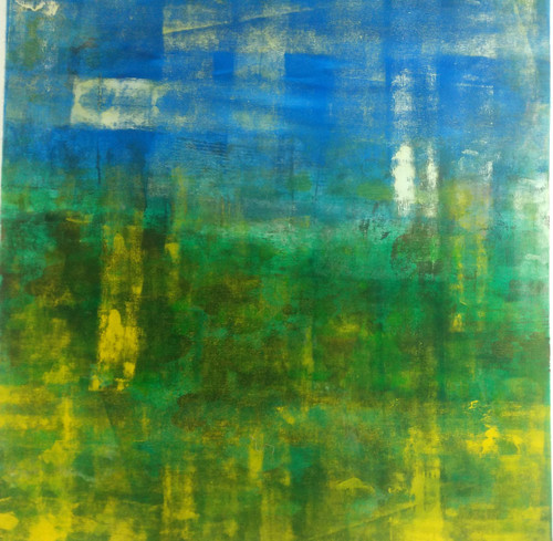 acrylic, spring, break, abstract expressionism, abstract,Spring Break,ART_1567_13297,Artist : Rupali B,Acrylic