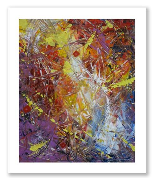 painting-ACRYLIC-CANVAS--ABSTRACT,ABSTRACT 04,ART_1609_13579,Artist : Santosh  Dangare,Acrylic