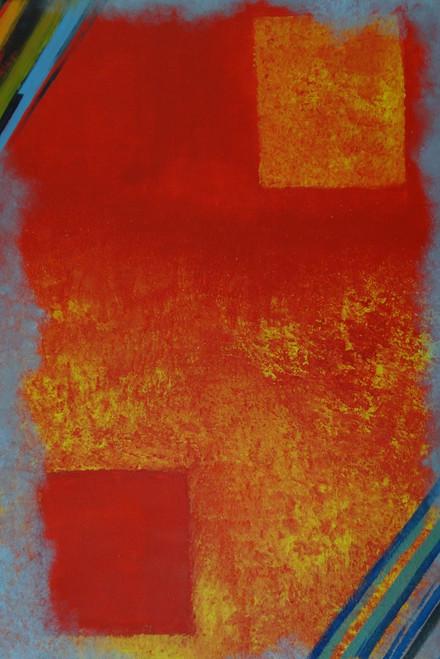 HARMONY , CONTRAST , BALANCE , ABSTRACT EXPRESSION,MISFIT IN HARMONY,ART_1665_13779,Artist : SAIKAT  BAKSI,Acrylic