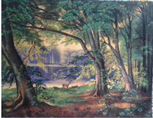 ,Nature,ART_836_14301,Artist : Debkumar Bhattacharyya (Seller),Acrylic