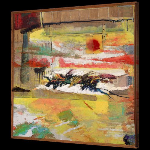 beautiful abstract paintings,56ABT77,MTO_1550_14689,Artist : Community Artists Group,Mixed Media