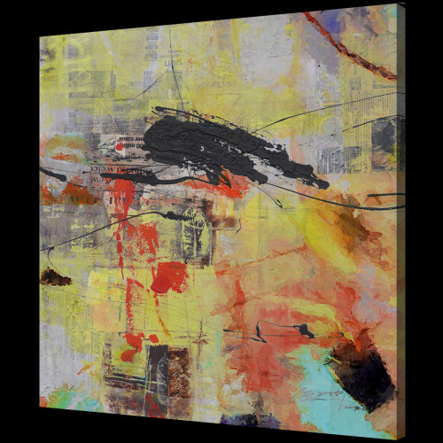 beautiful abstract paintings,56ABT52,MTO_1550_14682,Artist : Community Artists Group,Mixed Media