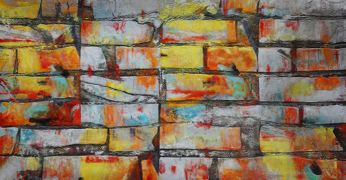 beautiful abstract paintings,56ABT43,MTO_1550_14678,Artist : Community Artists Group,Mixed Media