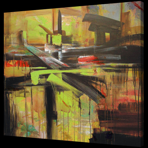 beautiful abstract paintings,56ABT34,MTO_1550_14670,Artist : Community Artists Group,Mixed Media