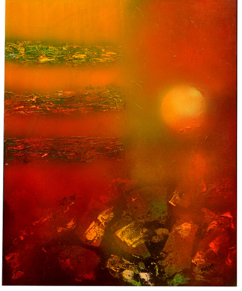 sun rock mountains,sun rock mountains,ART_1769_14724,Artist : Kusum Parmar,Acrylic