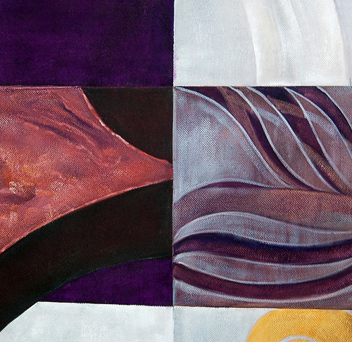 beautiful abstract paintings,56ABT185,MTO_1550_14860,Artist : Community Artists Group,Mixed Media