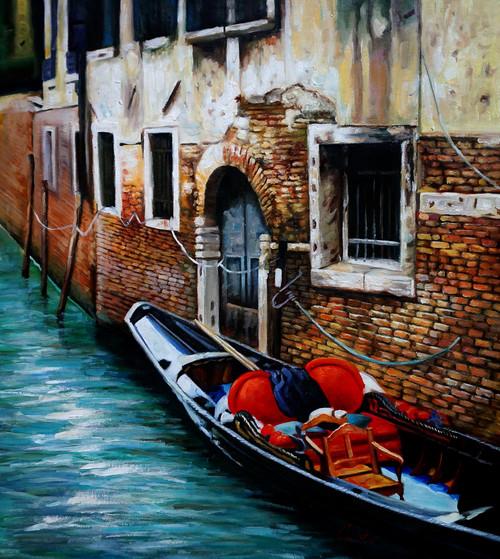 ship -sitting arrangement ,water,venice,blue,town,ride,52venice07,MTO_1550_14920,Artist : Community Artists Group,Mixed Media