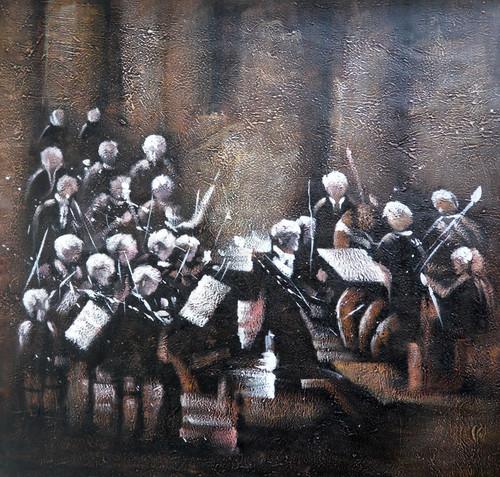 beautiful figurative paintings,music paintings,56ABT228,MTO_1550_14983,Artist : Community Artists Group,Mixed Media