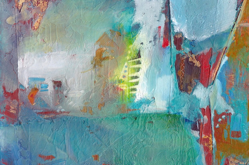 beautiful abstract paintings,abstract paintings,56ABT286,MTO_1550_15065,Artist : Community Artists Group,Mixed Media
