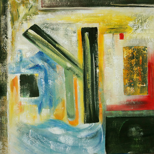 beautiful abstract paintings,abstract paintings,56ABT269,MTO_1550_15043,Artist : Community Artists Group,Mixed Media