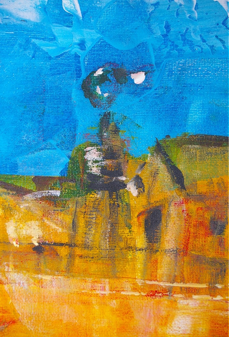 beautiful abstract paintings,abstract paintings,56ABT268,MTO_1550_15042,Artist : Community Artists Group,Mixed Media