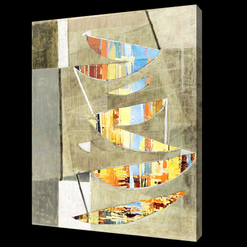 Abstract, emotions, colors,55ABT08,MTO_1550_15264,Artist : Community Artists Group,Mixed Media
