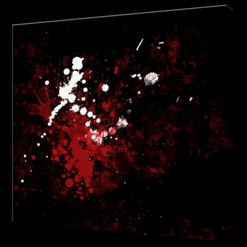 abstract, red,55ABT01,MTO_1550_15257,Artist : Community Artists Group,Mixed Media