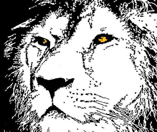 lion paintings,56Dec65,MTO_1550_15357,Artist : Community Artists Group,Mixed Media