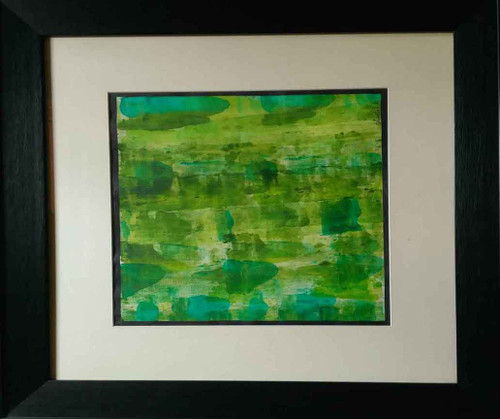 Green abstract.,Green Abstract.,ART_1435_14804,Artist : Sheetal Kshatriya,Oil
