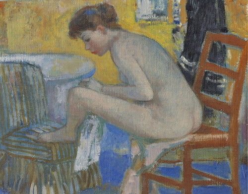 nude paintings,nude lady paintings,sexy paintings,56Figure154,MTO_1550_15607,Artist : Community Artists Group,Mixed Media