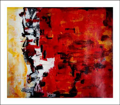 ,ROYAL ABSTRACT 1,ART_1033_15569,Artist : PARESH MORE,Acrylic