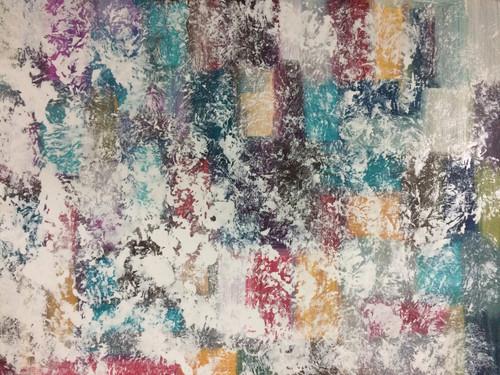 colour, mood, abstract, calm,My mood board,ART_1693_15584,Artist : Abhinaya Ramadurai,Mixed Media
