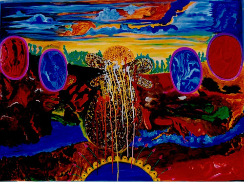 tears, modern art, modern work,tears,ART_1745_14510,Artist : Abdul Majeed,Acrylic