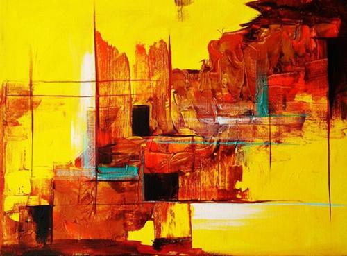 ,Art of Abstract,ART_1700_14116,Artist : Kraftsland India Corp,Acrylic