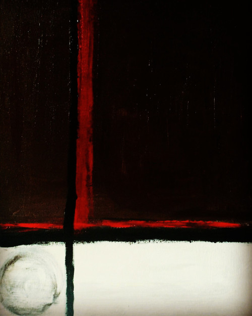 brown,cream,life,light,dark,Through The Light,ART_571_13664,Artist : Madhavi Sandur,Acrylic
