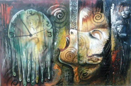 ,Freedom,ART_1229_733,Artist : Pallavi Jain,Acrylic