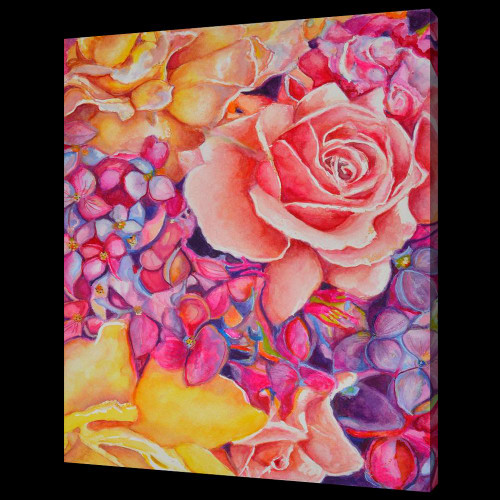 ,55flower65,MTO_1550_16757,Artist : Community Artists Group,Mixed Media