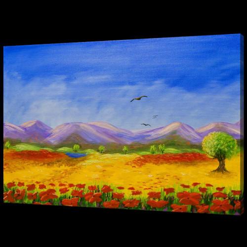,55Landscape176,MTO_1550_16966,Artist : Community Artists Group,Mixed Media