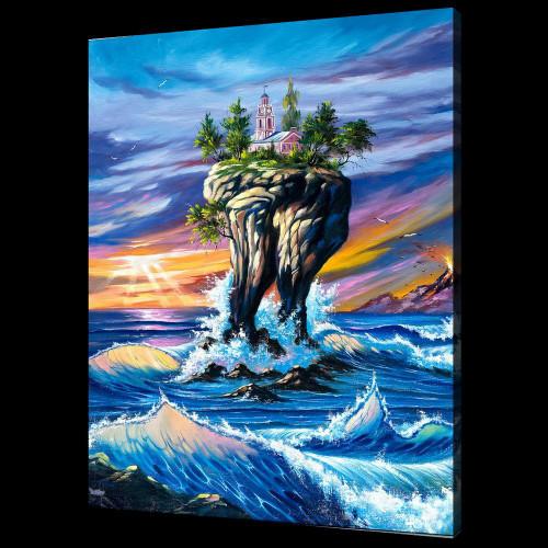 ,55Landscape160,MTO_1550_16950,Artist : Community Artists Group,Mixed Media