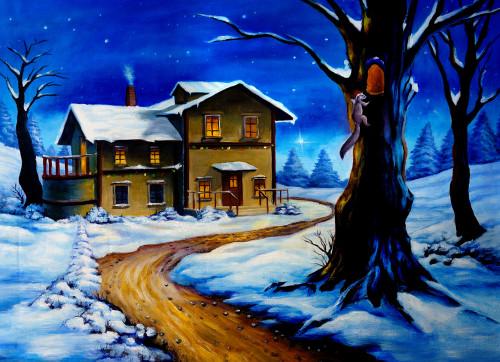 ,55Landscape261,MTO_1550_17159,Artist : Community Artists Group,Mixed Media