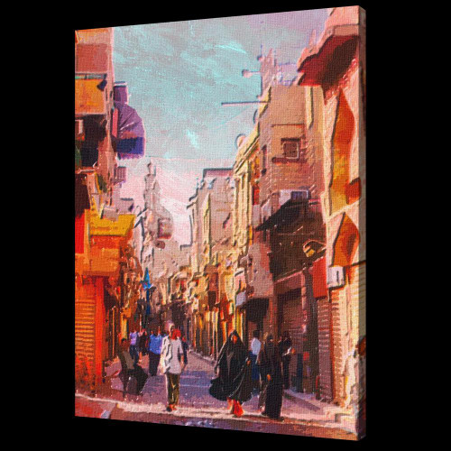 ,55Landscape241,MTO_1550_17137,Artist : Community Artists Group,Mixed Media