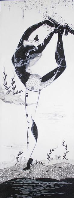 ,prakriti 2,ART_1253_18241,Artist : Aditi Godbole,Mixed Media