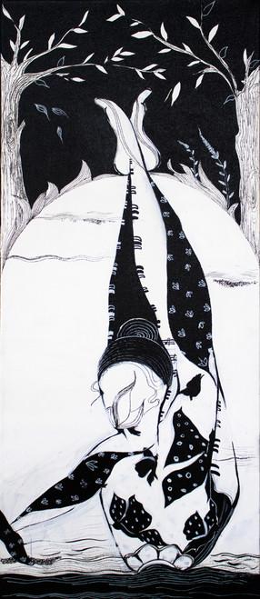 ,prakriti 7,ART_1253_18235,Artist : Aditi Godbole,Mixed Media