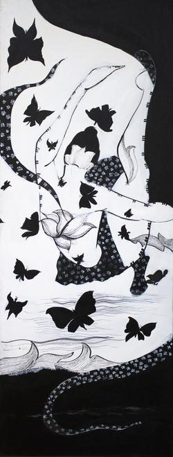 ,prakriti 9,ART_1253_18233,Artist : Aditi Godbole,Mixed Media
