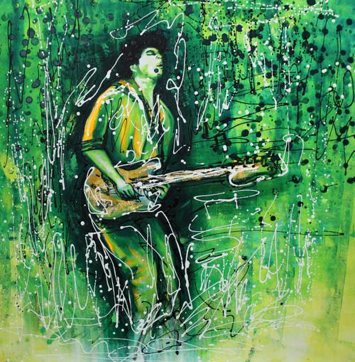 Music,Musical Art 06,ART_1522_20006,Artist : Ram Achal,Acrylic