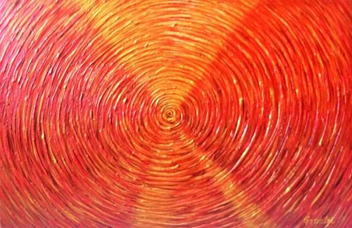 Silence, Emotions, Quite, Calm, Stillness,Silence in Motion,ART_2900_20249,Artist : Gayatri Hurra,Acrylic