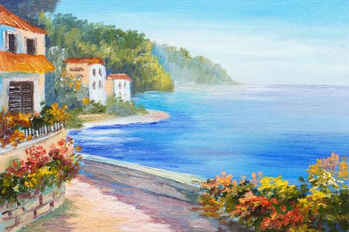 500 (PRT_1006) - Canvas Art Print - 29in X 19in